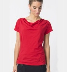 Bat Women Basic T-Shirt - rot