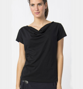 Bat Women Basic T-Shirt - schwarz