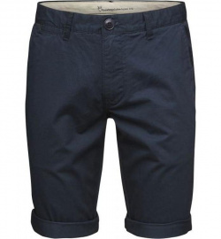 Twisted Twill Shorts - dunkelblau