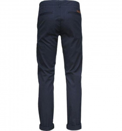 Twisted Twill Chinos - total eclipse