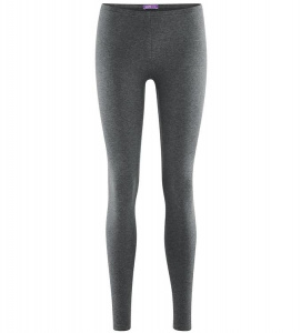 Leggings - grau meliert