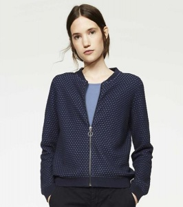 "Strickcardigan ""Darinka"" - navy"