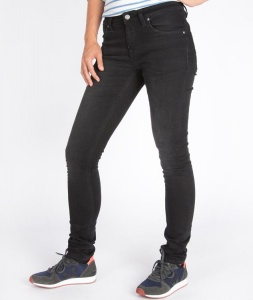 "Nudie Jeans ""Skinny Lin"" - black habit"