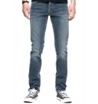 "Nudie Jeans ""Grim Tim"" - blue halo"