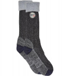 Terry Socks Single Pack - dark grey