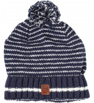 Heavy Slope Striped Hat