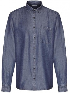 "Tencel-Hemd ""Denim Shirt"""