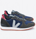 "Veja Schuh ""Holiday Low Top B-Mesh"" - nautico grafite grey"