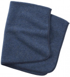 Woolen Fleece Blanket - blue
