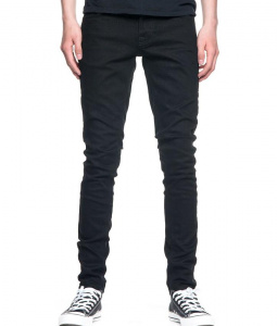 "Jeans Nudie ""Tight Terry"" - noir"