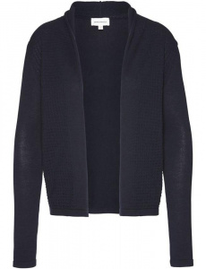 "Strick-Cardigan ""Brinda"" - navy"