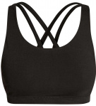 "Top ""Yoga Cross Back"" - schwarz"