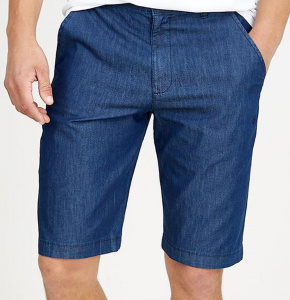"Männer Shorts ""Denim"" - dark denim"