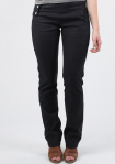 Pantsy Straight Fit - schwarz