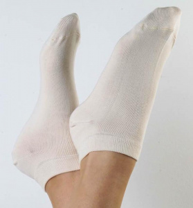 Sneaker Socks - natural