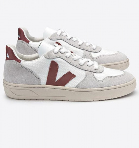 "Veja""V-10 BMesh"" - white dried petal"
