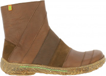 "El Naturalista Boot ""Nido"" - mix leather brown"