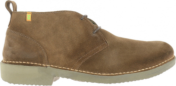 "El Naturalista Men's Shoe  ""Yugen"" - pleasant brown"