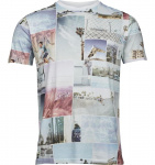 T-Shirt mit Photo-Print