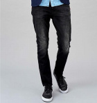 "K.O.I. Jeans ""Ryan"" - black worn in"