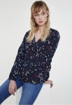 "Blouse ""Felicitas Wood And Willow"" - dark navy"