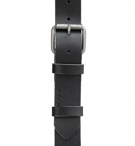 "Nudie Belt ""Pedersson"" - black"