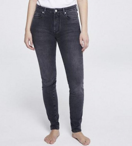 "Slim Fit Jeans ""Tilly"" - grey wash"