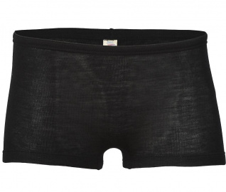 Women's Panties wool/silk - black