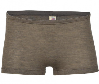 Women's Panties wool/silk - walnut