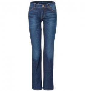 Goodsociety Womens Bootcut Jeans - kyanos