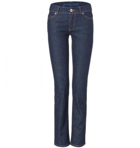 Goodsociety Womens Straight Jeans (vegan) - raw one wash