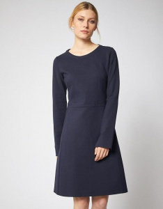 "Lanius Dress ""Etui"" - midnight blue"