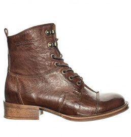 "Ten Points Ankle Boot ""Pandora"" - brown"
