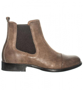 "Ten Points Ankle Boot ""Diana"" - tobacco"