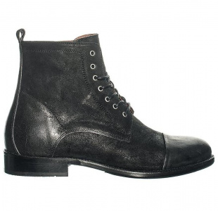 "Ten Points Ankle Boot ""Diana"" - black"