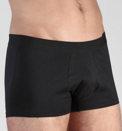 Mens Trunk Shorts - black