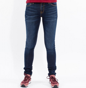 "Nudie Jeans ""Skinny Lin"" - dark blue authentic"