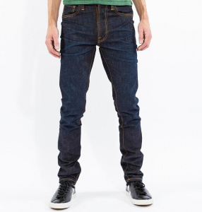 "Nudie Jeans ""Lean Dean"" - crinkle blues"
