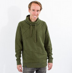 Collie Sweater (Hanf) - grün