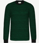 "Knit Jumper ""Mikaael"" - basil green"