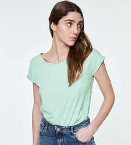 "Shirt ""Lale"" - jade mint"