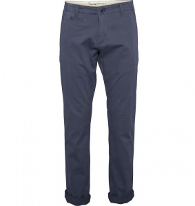 Stretch Chino - vintage blau