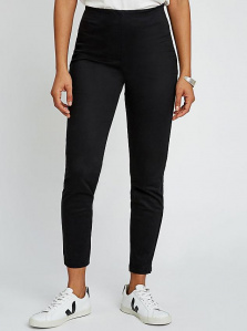 Nina Slim Stretch Trousers - black