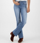 "Kuyichi Jeans ""Amy Bootcut"" (vegan) - light vintage"