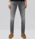 "Nudie Jeans ""Tight Terry"" (vegan) - mid grey"