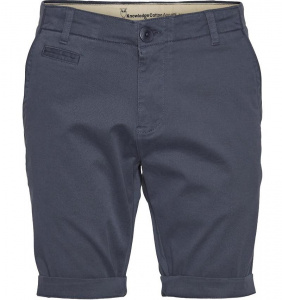 Stretch Chino Shorts - indigo