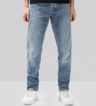 "Nudie Jeans ""Steady Eddie II"" - pure blue"