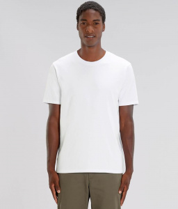 "T-Shirt ""Stanley Sparker"" - blanc"