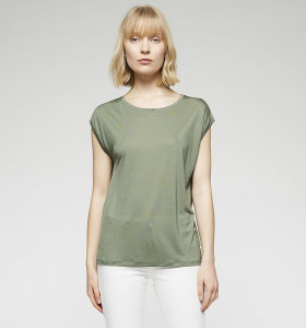 "Tencel™ Shirt ""Jilaa"" - fresh olive"