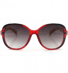 "Antonio Verde Sunglasses ""Marino"" - wine red"